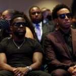 George Floyd Memorial: Kevin Hart, Ludacris, Tyrese Call For Change