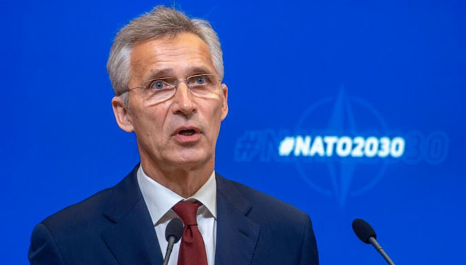 NATO Warns Nations Of China's Plan To Dominate The World