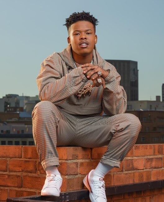Nasty C says he had to employ an acting coach to help him overcome his anxiety