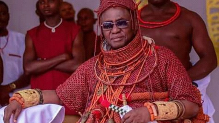Oshiomhole Vs Obaseki: Godfatherism Is Evil - Oba Of Benin