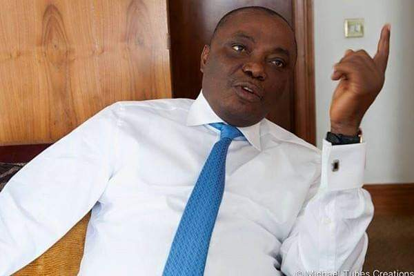 NDDC: Delta North Senator, Peter Nwaoboshi, Received N3.6bn Contracts Illegally