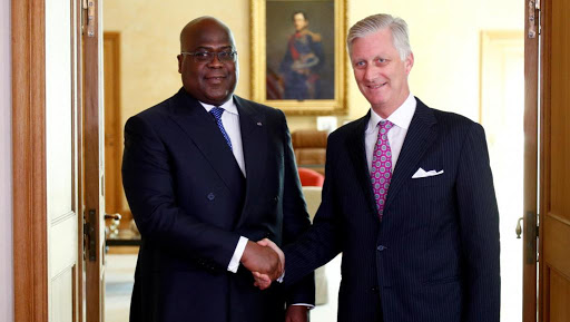 Racism: Belgium's King Philippe Regrets Brutal Colonial Past In Congo