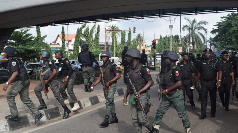 Nigerian Police, We Can't Breathe Too!