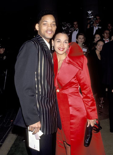 Smith and his first wife, Sheree Fletcher