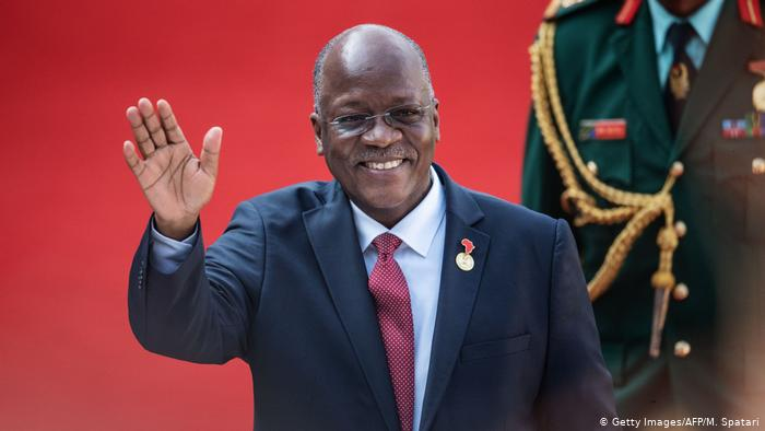 We 'Eliminated' COVID-19 Through Fasting And Praying, Tanzania's President Magufuli Says