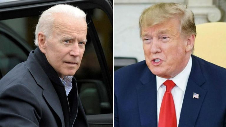 Trump Is US First Racist President - Biden