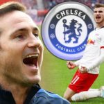 Chelsea Complete Signing Of Leipzig Forward, Timo Werner
