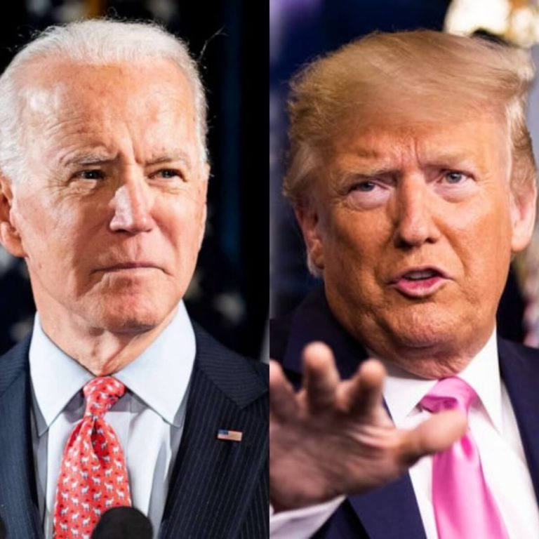 Biden Will Ignite Revolution If Elected As US President - Trump
