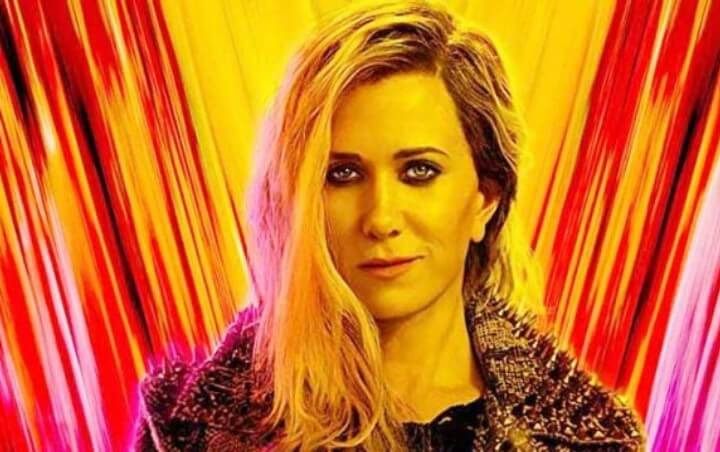 'Wonder Woman 1984': See Kristen Wiig's Cheetah Makeup