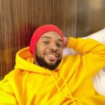 Actor Williams Uchemba Adopts 18-Year-Old Carpenter, To Sponsor His University Education