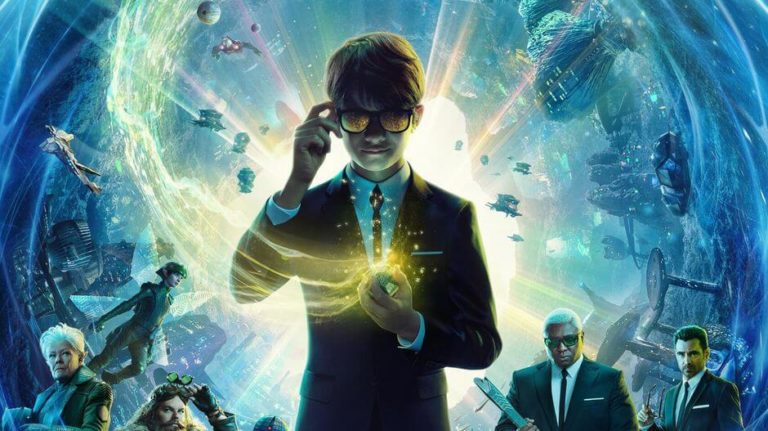 'Artemis Fowl' Review: Disney's Latest Film Is A Soulless Eye Candy