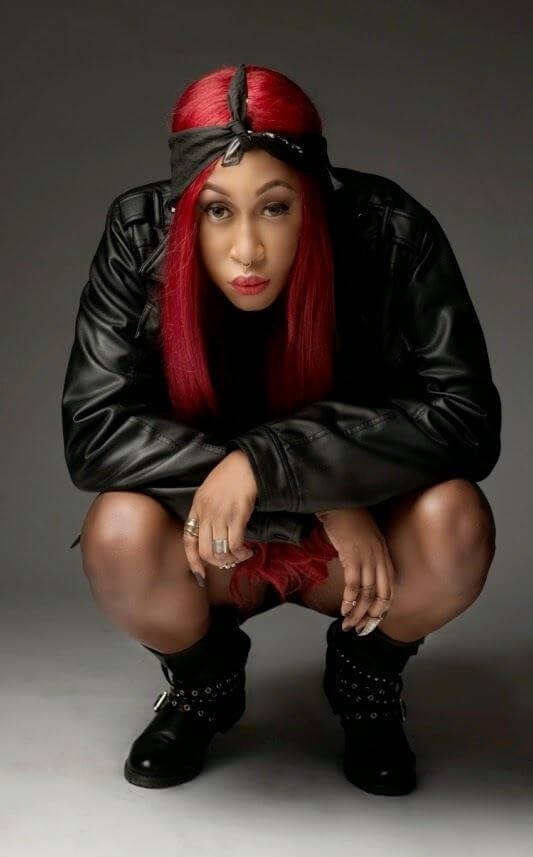 Cynthia Morgan isn't letting her issues with Jude Okoye go away without her having the final say