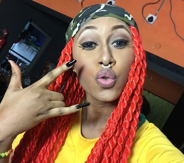 Cynthia Morgan Rains Curses On Jude Okoye & His Brother Rude Boy