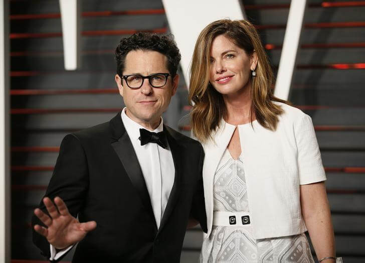 Addressing police brutality towards blacks, J.J. Abrams and his wife Katie McGrath say enough is enough