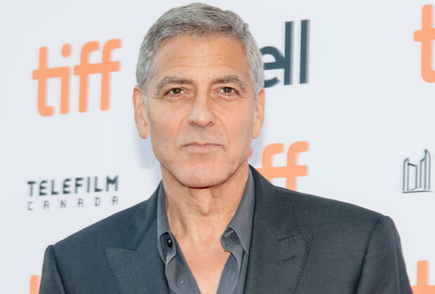 George Clooney is an actor, activist, and philanthropist