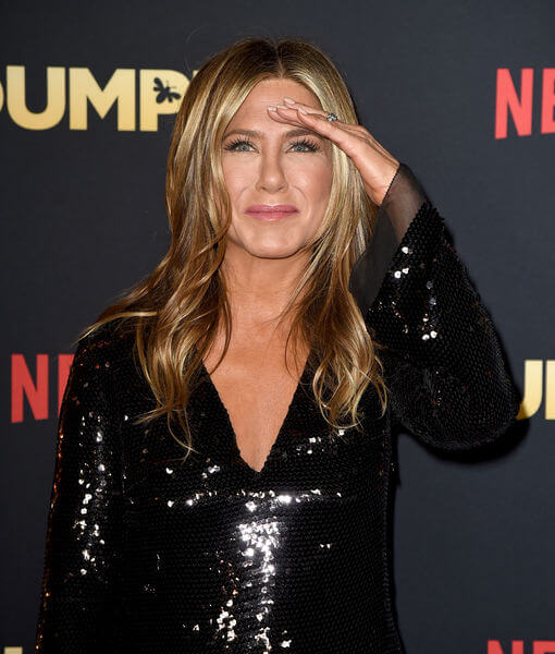 Jennifer Aniston says that George Floyd's death affected her deeply/Photo Credit: Getty Images