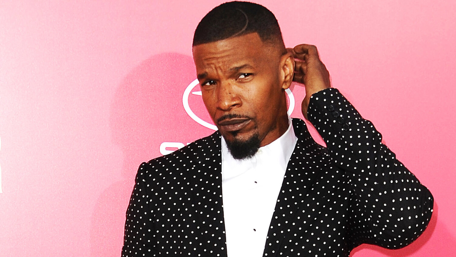 Jamie Foxx has started working out to look the part/Photo Credit: Getty Images