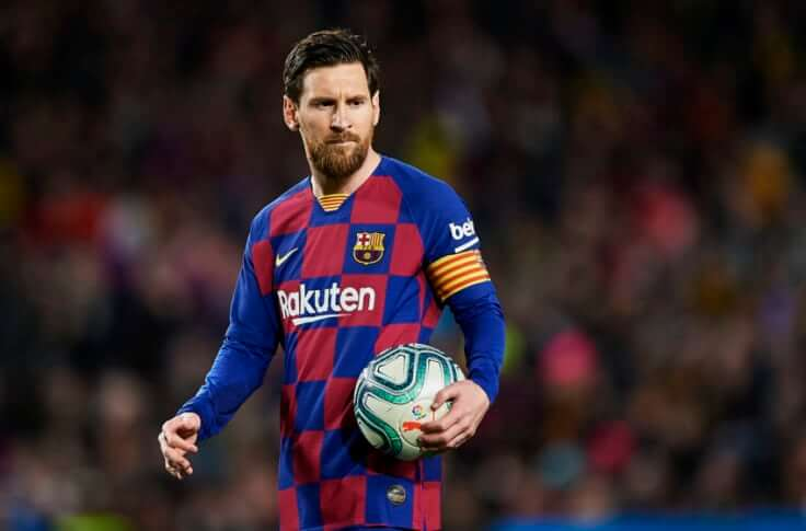 Lionel Messi has made $605 million in his career