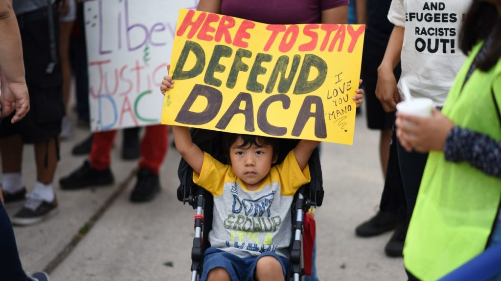 Supreme Court Rules Against Trump's Decision To Cancel DACA Immigration Program