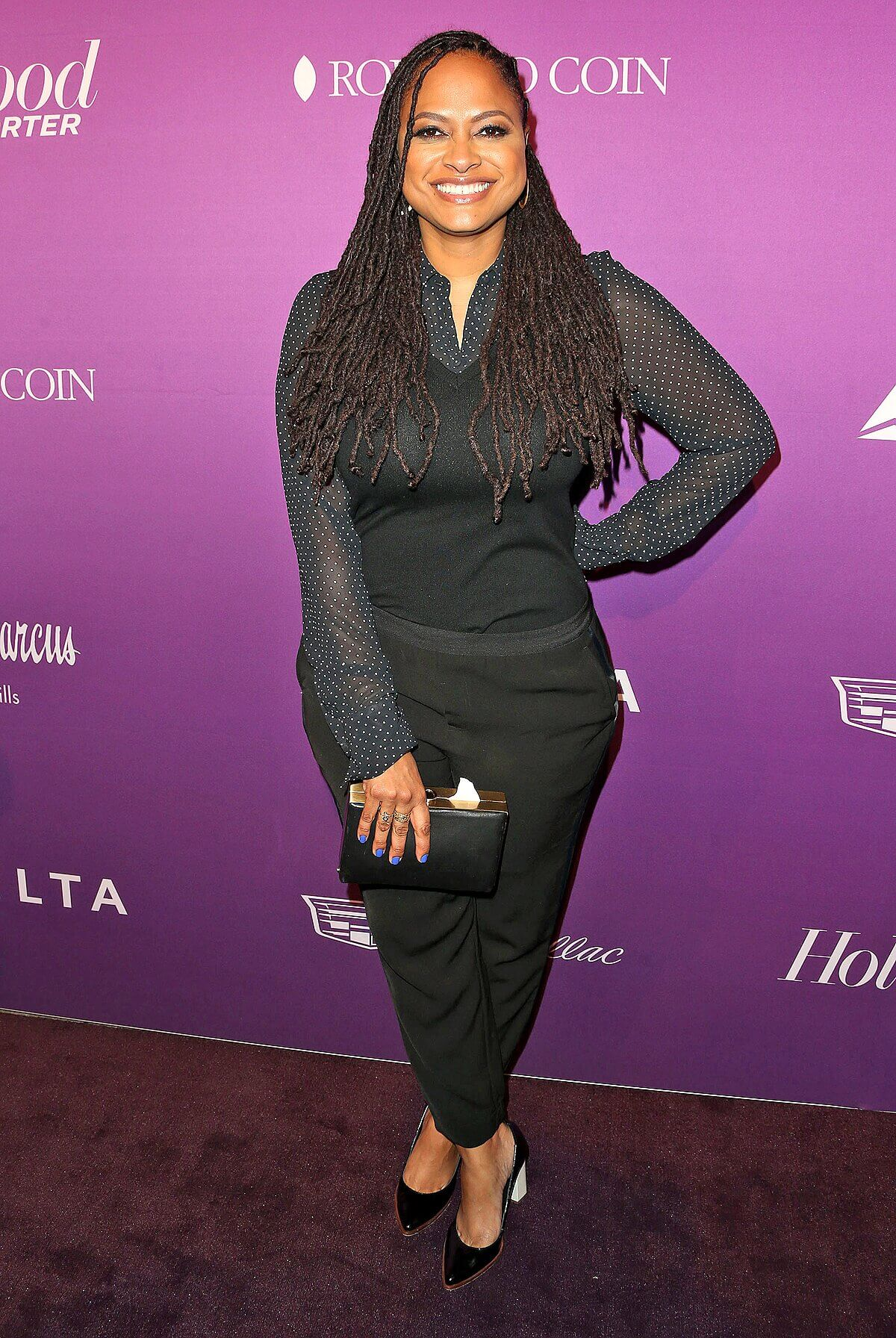 Ava DuVernay is the first black woman to earn a Golden Globe nomination for Best Director