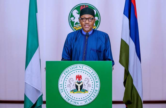 President Muhammadu Buhari commended the efforts of those at the forefront in the fight against COVID-19