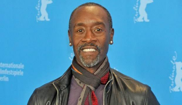 Don Cheadle says he has friends almost killed by the cops for no reason