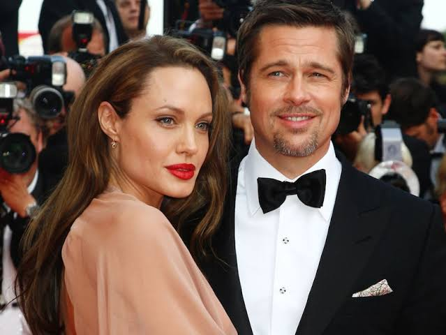 Angelina Jolie and Brad Pitt's marriage lasted for two years