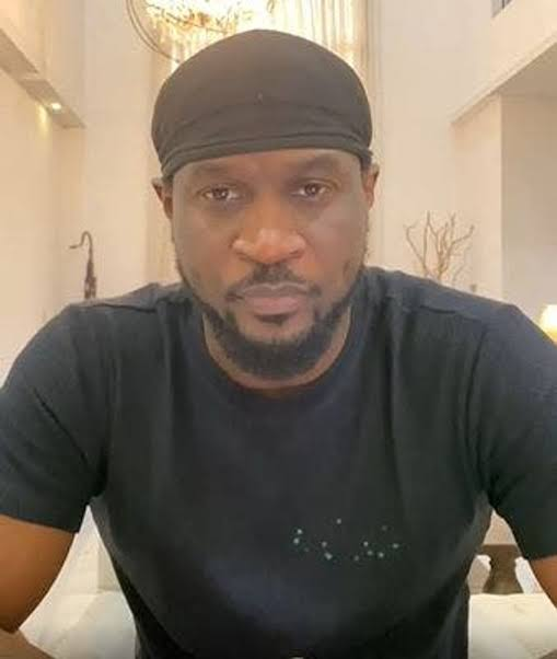 Peter Okoye recently revealed he and his family had the virus