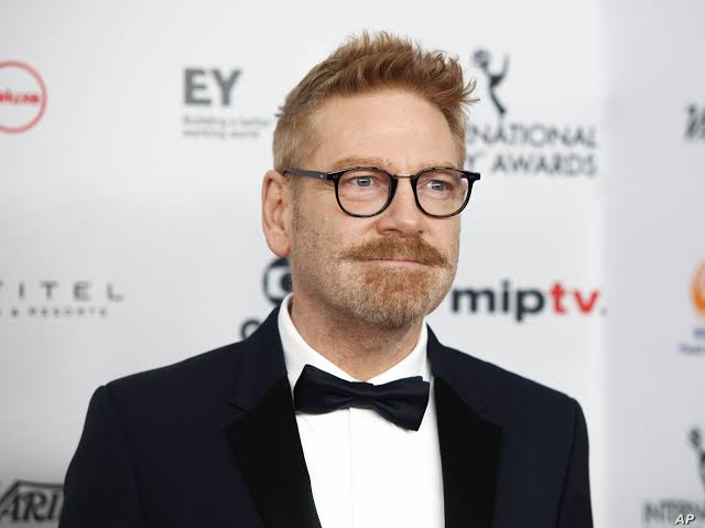 Kenneth Branagh says the evolution of the film's hero is not constant