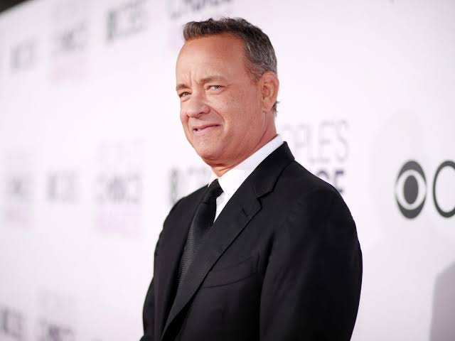 Tom Hanks plays an ailing robot creator in the film