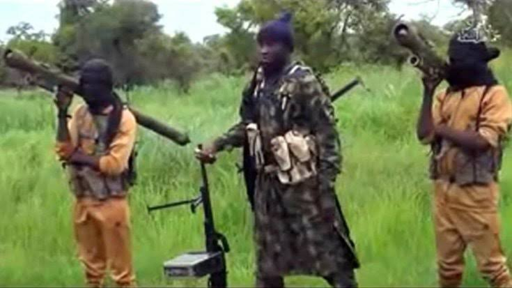 Boko Haram Releases Video Showing Killing Of Soldier, Police Abducted Last Week