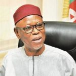 APC Becoming A Dangerous Threat To Buhari's Government – Oyegun