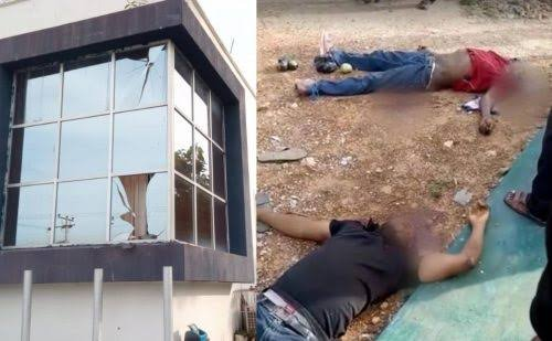 Eight Policemen Killed In Kogi Bank Robbery Attack