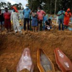 Brazil's COVID-19 Deaths Exceed 50,000