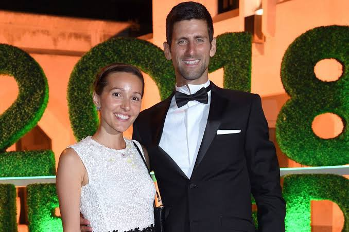 Djokovic, Wife Test Positive For Coronavirus