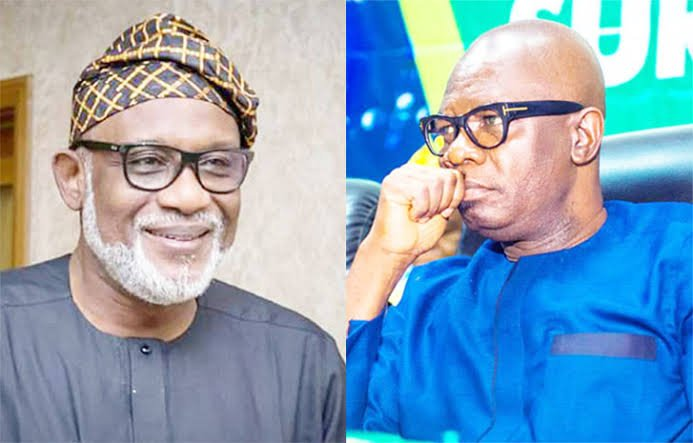 Ondo : 'Incapacitated' Akeredolu Has 21 Day Ultimatum To Hand Over -Deputy Gov. Ajayi Says