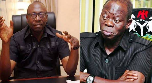 Oshiomole's Past Insults Towards Me Not From His Heart - Ize-Iyamu