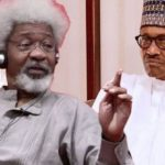 Buhari Not In Charge Of Making Decisions In Aso Rock – Soyinka