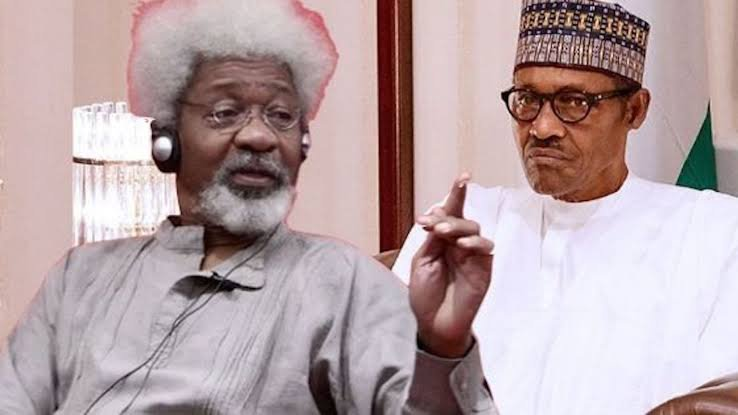 Buhari Not In Charge Of Making Decisions In Also Rock - Soyinka