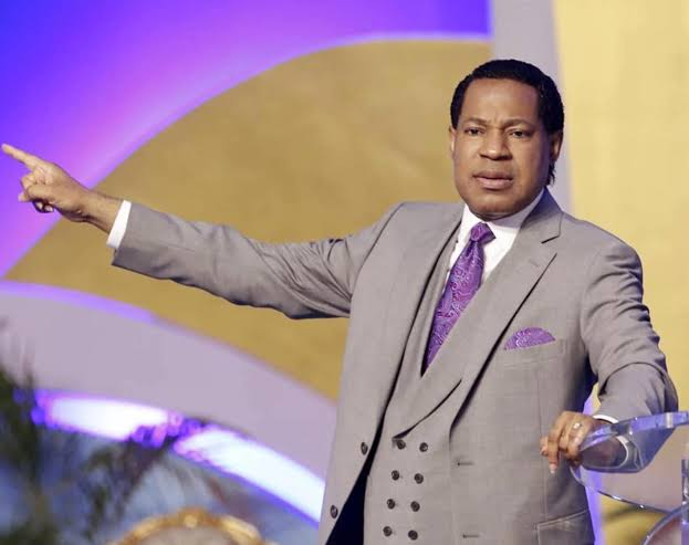 Pastor Chris Oyakhilome says the government is not behind the continued ban on religious gatherings