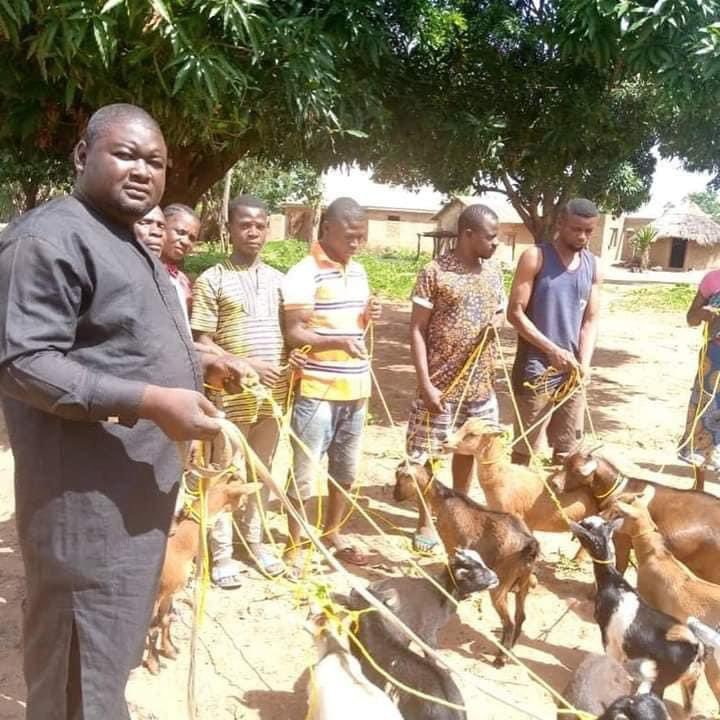 Politician Donates Ropes To Benue Communities To 'Tie Goats'