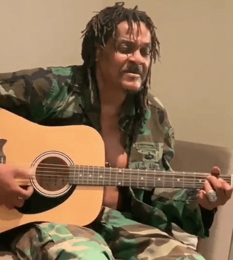 Majek Fashek was known for his popular hit track SEND DOWN THE RAIN