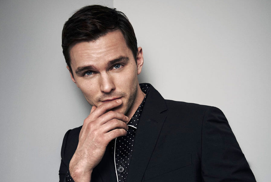 Nicholas Hoult played Hank McCoy/Beast in the X-MEN films