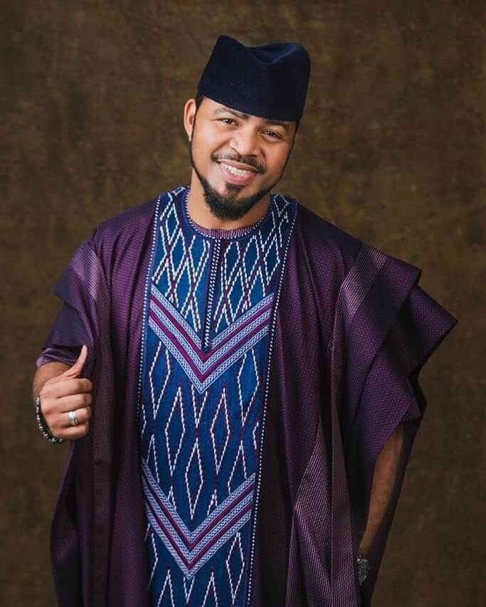 Ramsey Nouah directed and starred in LIVING IN BONDAGE: BREAKING FREE