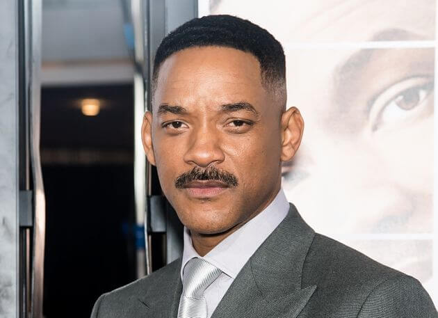 Will Smith poised to play a runaway slave in EMANCIPATION