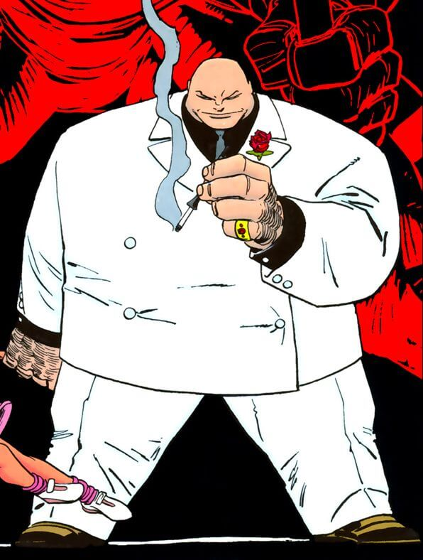 The Kingpin in Marvel Comics