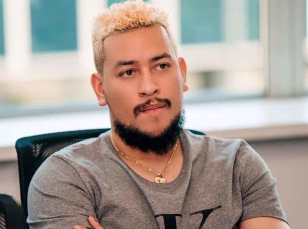 Rapper AKA Tests Positive For Coronavirus