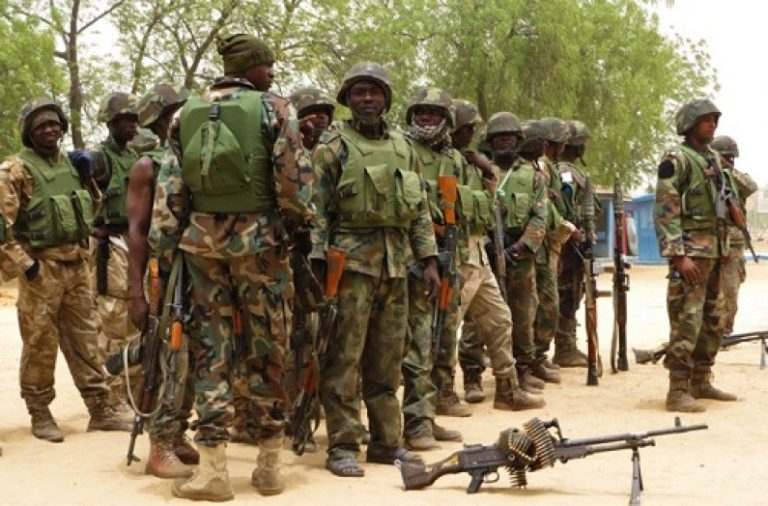 356 Nigerian Soldiers Resign Over 'Loss Of Interest'