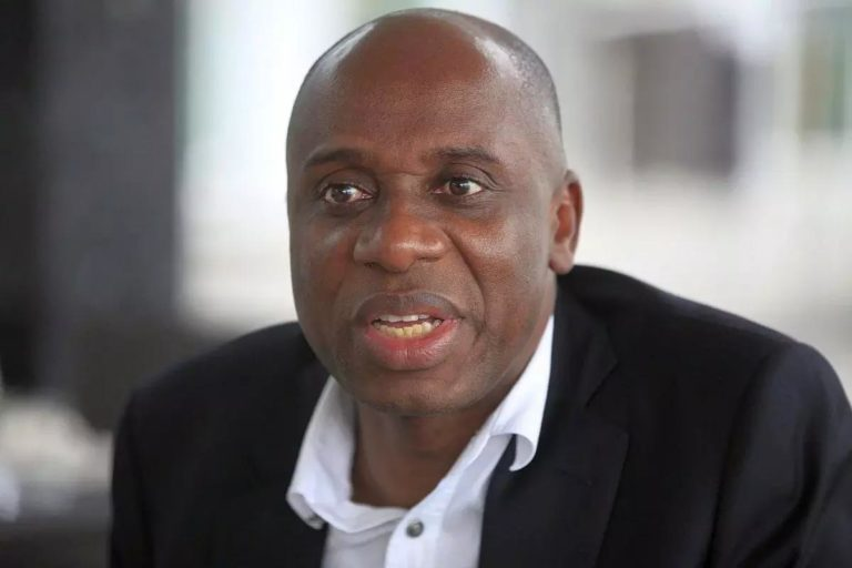 Amaechi: China May Not Sign New $5.3bn Loan If Reps Probe Previous Loan Agreements