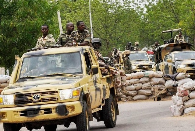 Nigerian Army Foils Boko Haram Attack On Maiduguri Barracks